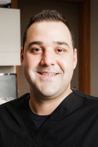 anthony of legacy dental