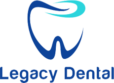 legacy dental header logo